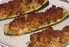 Carie's Stuffed Zucchini Makeover
