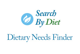 Search by Diet - Dietary Needs Finder