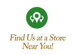 Find Us at a Store Near You!