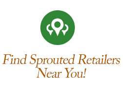 Find Sprouted Retailers Near You!