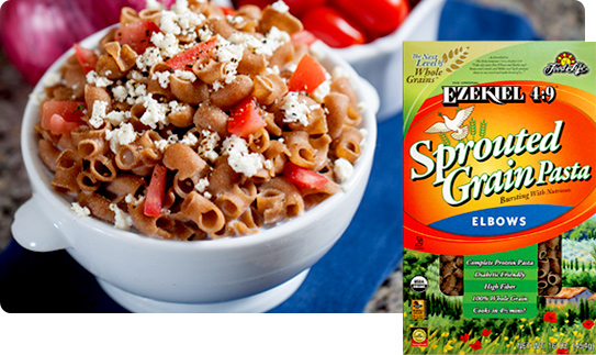 Sprouted Grain Pasta