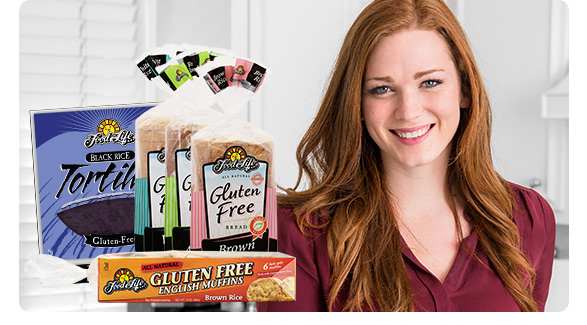 See Our Gluten Free Products