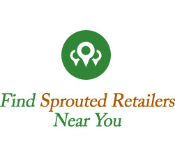 Find Sprouted Retailers Near You