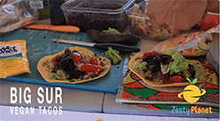 Big Sur Vegan Tacos