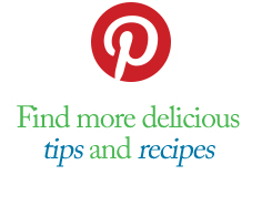 Pinterest | Find More Delicious Tips and Recipes