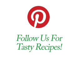 Follow Us For Tasty Recipes!