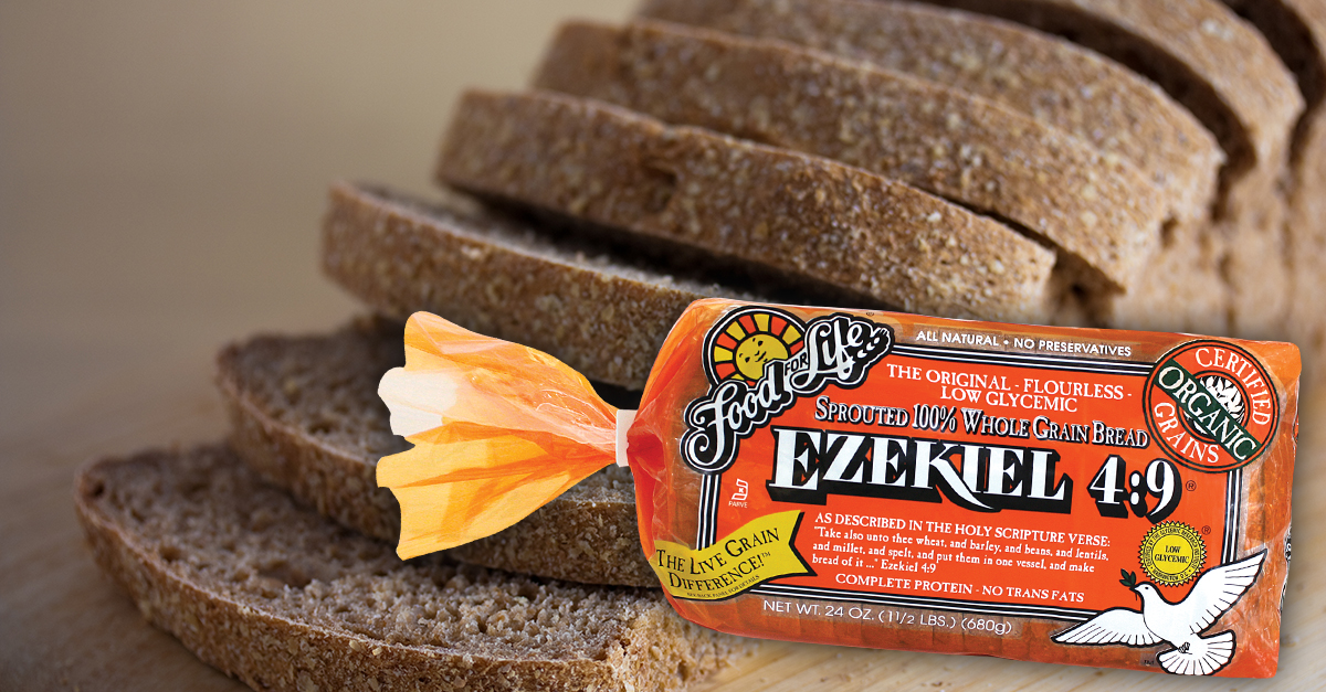 important facts about low glycemic index bread