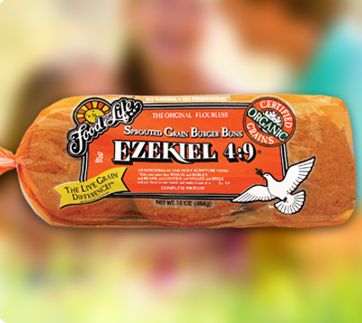 Wheat Free Bread | Food For Life | Ezekiel Bread 4:403