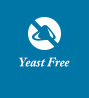 Click to see all Yeast Free products
