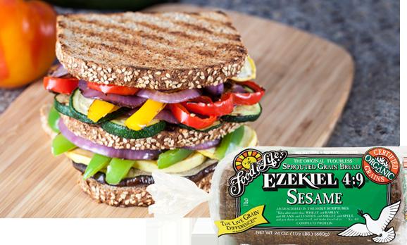 Ezekiel foods