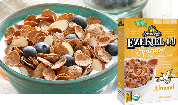 Sprouted Grain Cereal