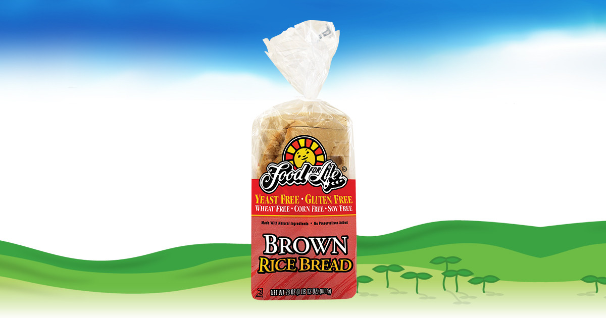 Food For Life Yeast Free Bread