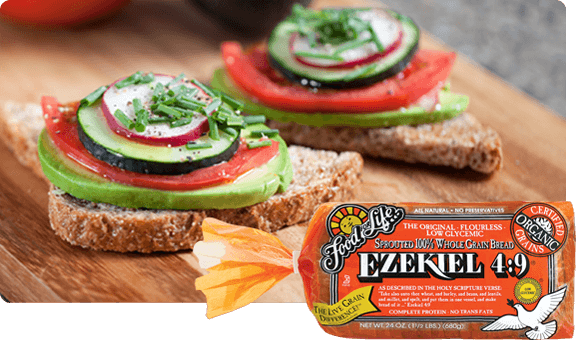 Ezekiel sprouted bread food for life ezekiel bread ingredients forumfinder Choice Image